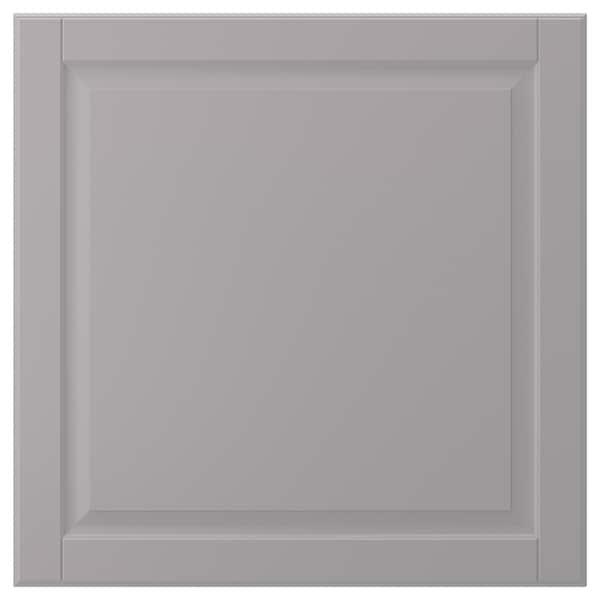 BODBYN Porte, gris, 60x60 cm