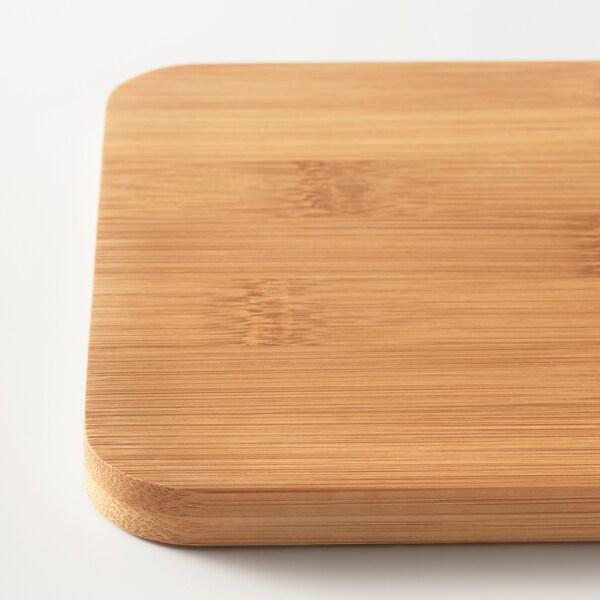BRONSSOPP Planche à découper, bambou