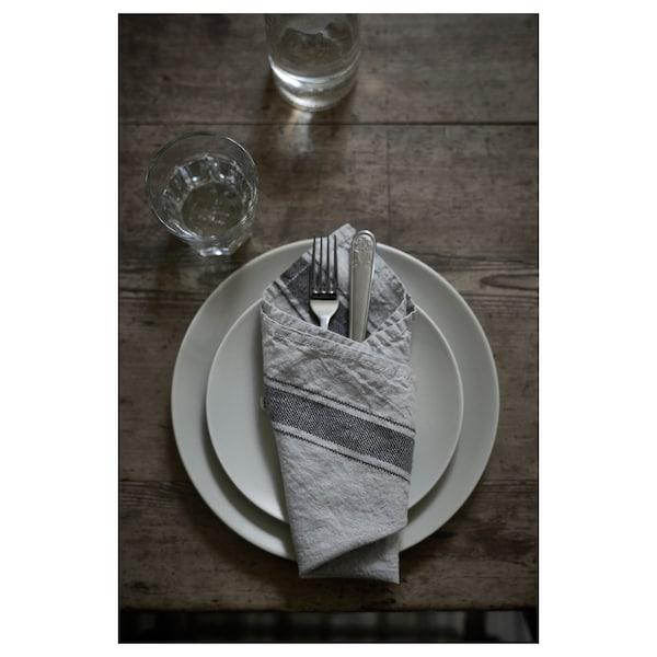 DINERA Assiette, bleu gris, 26 cm