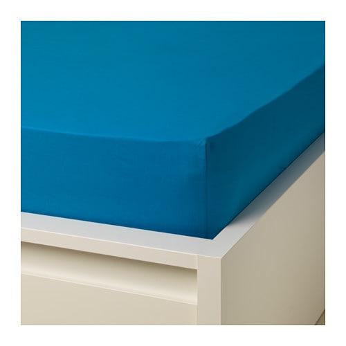 dvala drap housse 160x200 cm ikea. Black Bedroom Furniture Sets. Home Design Ideas