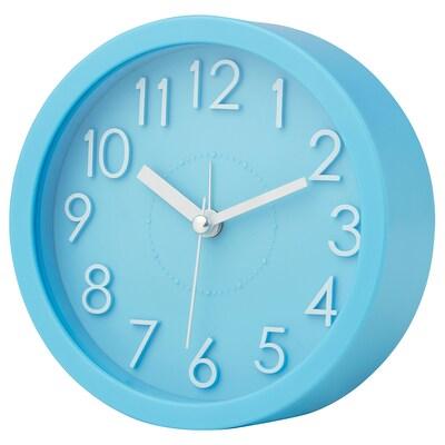 DYGNA Réveil, bleu, 12 cm