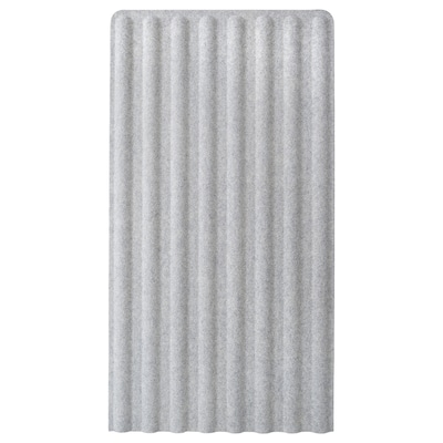 EILIF Séparateur indépendant, gris, 80x150 cm