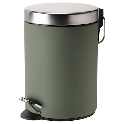 EKOLN Poubelle, gris vert