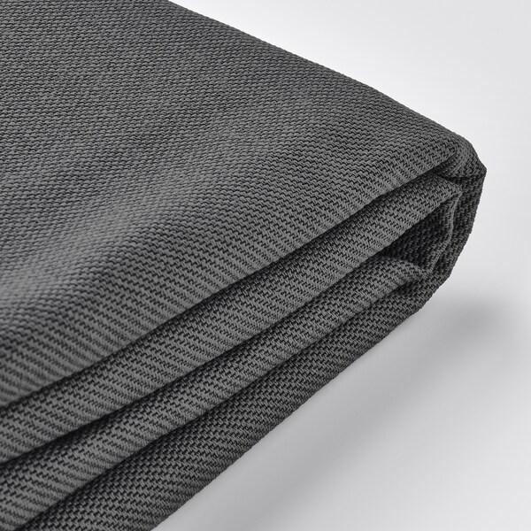 EKTORP Housse pour fauteuil, Hallarp gris