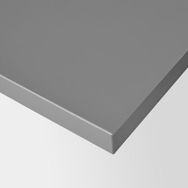 ENETRI Tablette, gris, 170x30 cm