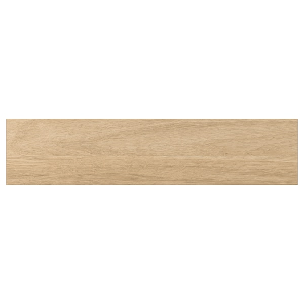 ENHET Face de tiroir pr élt bas pr four, motif chêne, 60x14 cm
