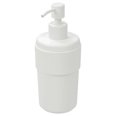ENUDDEN distributeur savon blanc 18 cm 8 cm