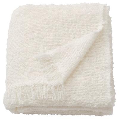 EVALI Plaid, blanc cassé, 130x170 cm