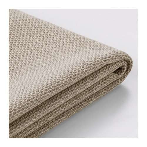 f rl v housse canap 2 pl flodafors beige ikea. Black Bedroom Furniture Sets. Home Design Ideas