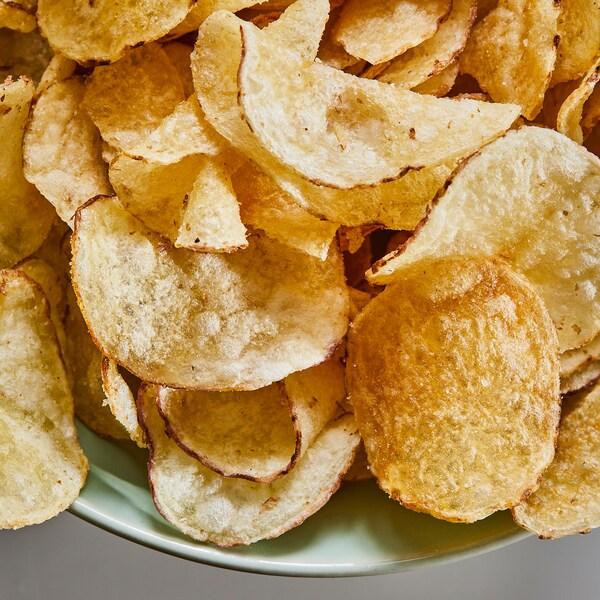 FESTLIGT Chips, champignons marinés, 50 g