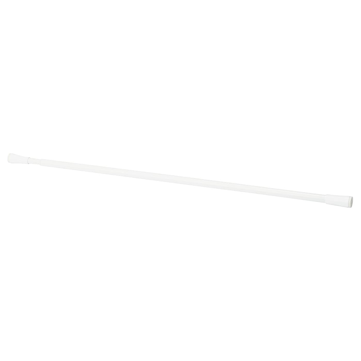Ikea Tringle Rideau Sans Percer fjÄdrande tringle à rideau - blanc 70-120 cm
