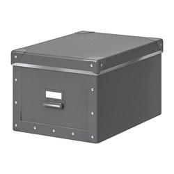 FJÄLLA Boîte de rangement avec couvercle CHF6.95