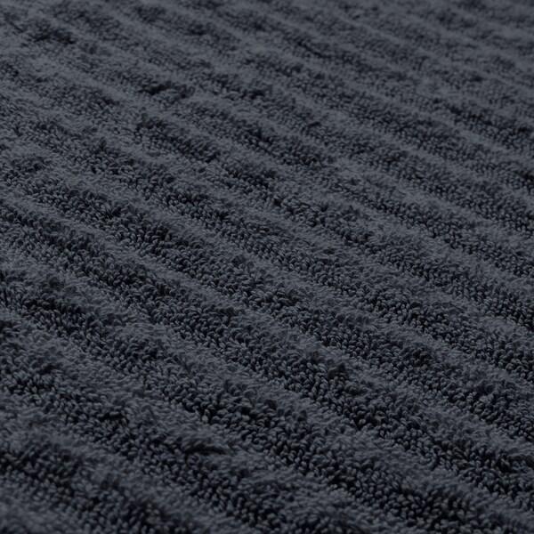 FLODALEN drap de bain gris foncé 700 g/m² 150 cm 100 cm 1.50 m²