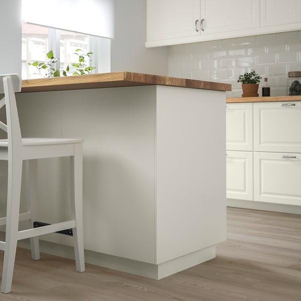FÖRBÄTTRA Panneau latéral de finition, blanc cassé, 62x80 cm