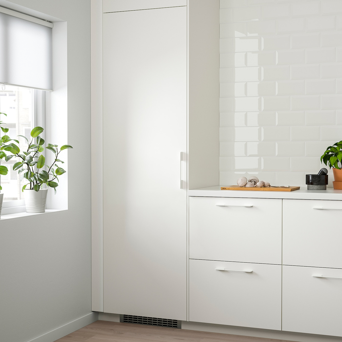 Installer Frigo Encastrable Ikea frostig réfrigérateur encastrable a++ - blanc 314 l