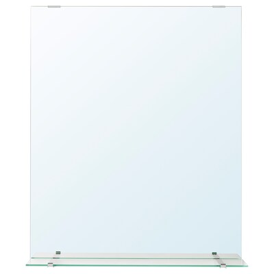 FULLEN Miroir avec étagère, 50x60 cm