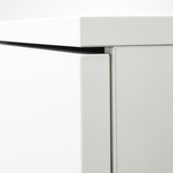 GALANT Armoire avec portes, blanc, 80x120 cm