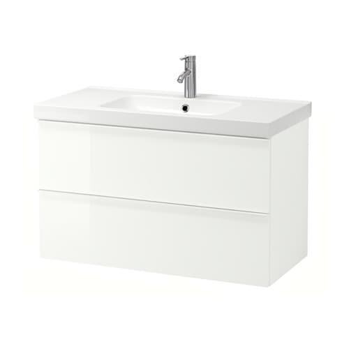 Ikea Mandal Kommode Gebraucht ~ couleur blanc brillant blanc brillant gris brun noir effet chêne