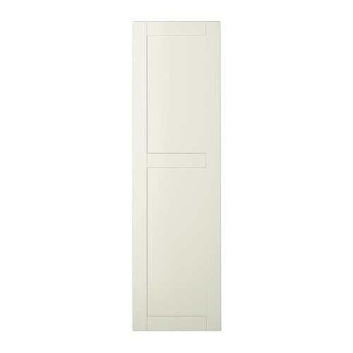 Grytn s porte 40x140 cm ikea for Porte 60x200