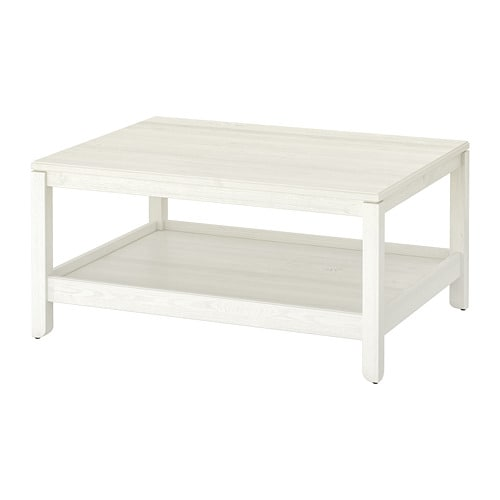 Havsta Table Basse Blanc