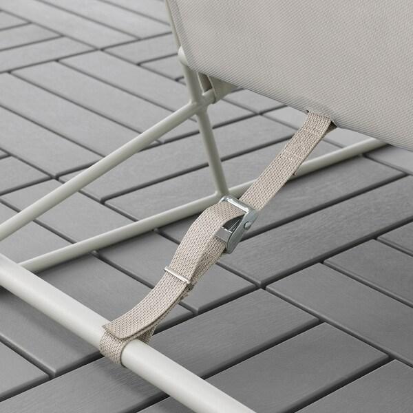 HAVSTEN fauteuil, int/extérieur beige 98 cm 94 cm 90 cm 62 cm 42 cm