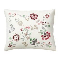 HEDBLOMSTER coussin, multicolore