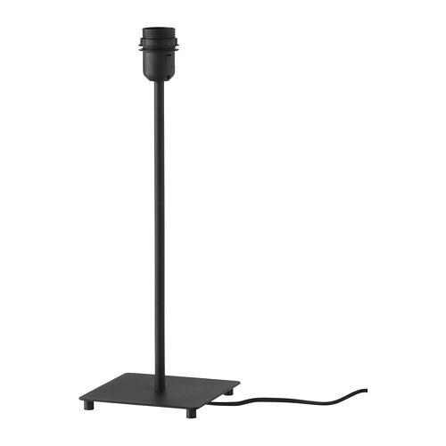 hemma pied de lampe de table 45 cm ikea. Black Bedroom Furniture Sets. Home Design Ideas