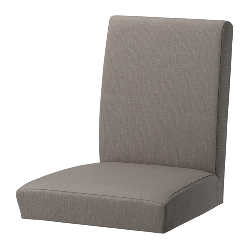 Henriksdal housse pour chaise ikea for Housse pour chaises salle manger