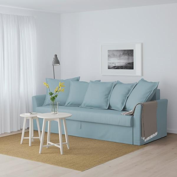 HOLMSUND Convertible 3 places, Orrsta bleu clair