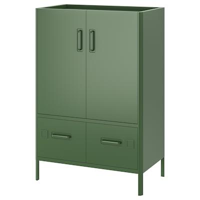 IDÅSEN Élément avec portes et tiroirs