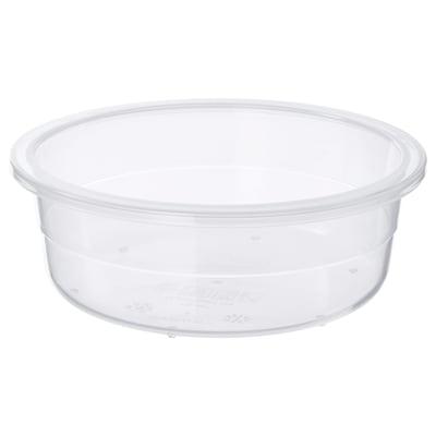 IKEA 365+ boîte de conservation rond/plastique 5 cm 14 cm 450 ml