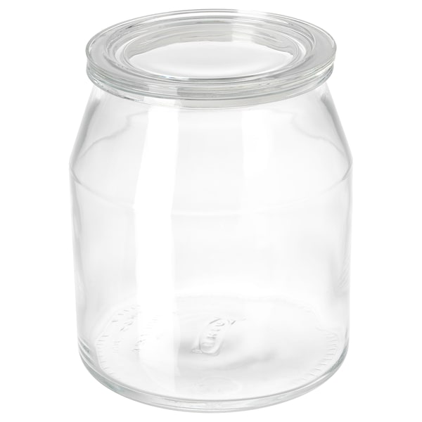 IKEA 365+ Couvercle, rond/verre