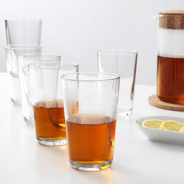 IKEA 365+ Verre, verre transparent, 45 cl