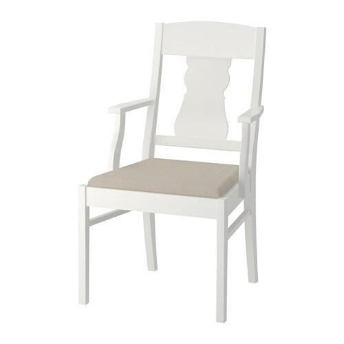 Ingatorp Chaise A Accoudoirs Ikea
