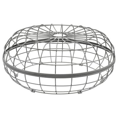 INNERSKÄR Structure pouf, intérieur/extérieur, 58 cm
