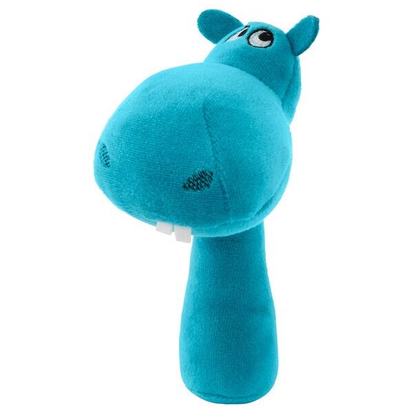 KLAPPA hochet bleu 14 cm