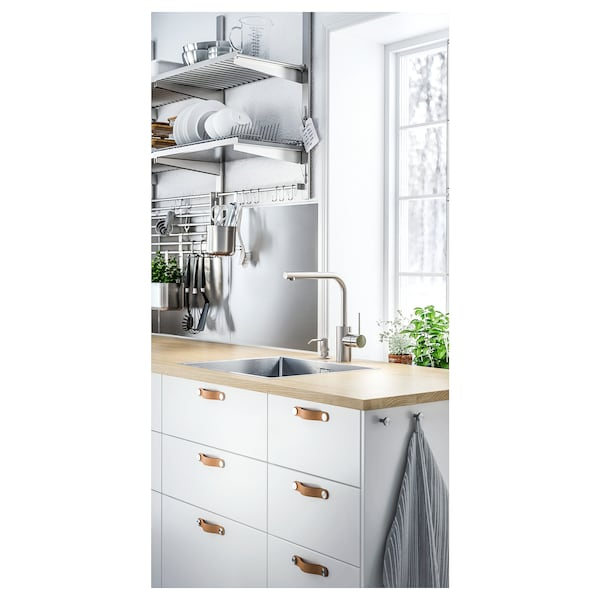 KNIPEN Distributeur de produit vaisselle, acier inoxydable, 5 dl