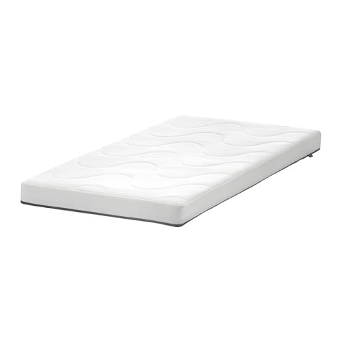 krummelur matelas mousse pour lit b b 70x140x8 cm ikea. Black Bedroom Furniture Sets. Home Design Ideas