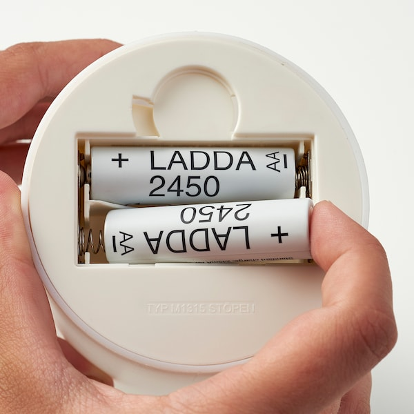 LADDA Pile rechargeable, HR6 AA 1.2V