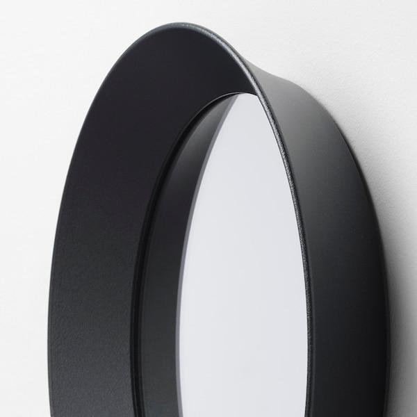 LANGESUND miroir gris foncé 25 cm