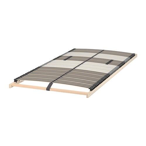 leirsund sommier lattes 90x200 cm ikea. Black Bedroom Furniture Sets. Home Design Ideas
