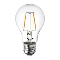 LUNNOM Ampoule LED E27 100 lumen CHF5.95