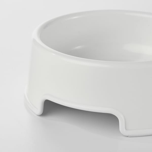 LURVIG Gamelle, blanc, 0.3 l