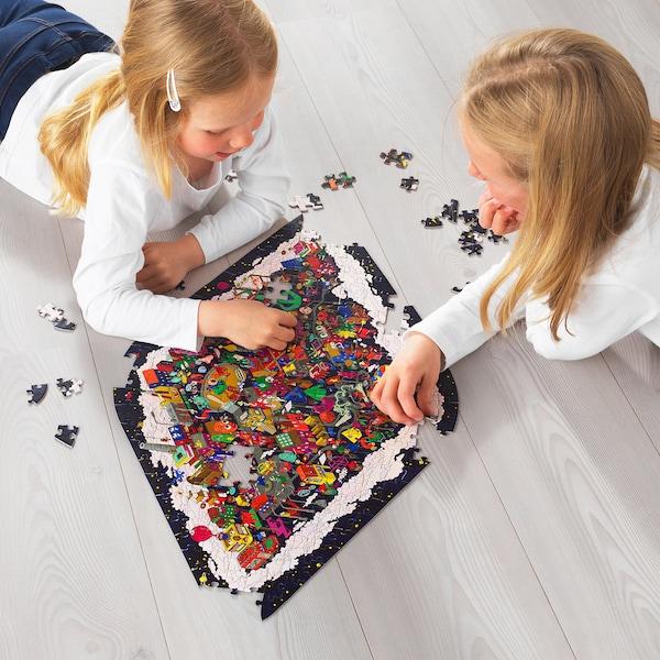LUSTIGT Puzzle