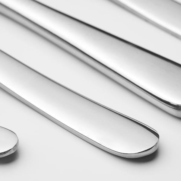 MARTORP Couverts, 30 pièces, acier inoxydable