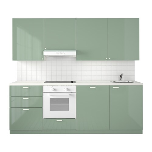 metod cuisine kallarp brillant vert clair ikea. Black Bedroom Furniture Sets. Home Design Ideas