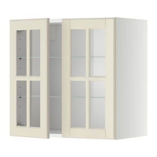 Metod l mur tblts 2pts vit bodbyn blanc cass 60x60 cm - Mur blanc casse ...