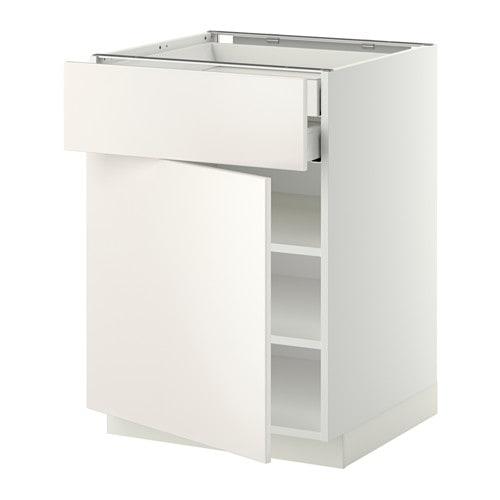 metod maximera l bas pte face tbls 2t b veddinge blanc 60x60 cm ikea. Black Bedroom Furniture Sets. Home Design Ideas