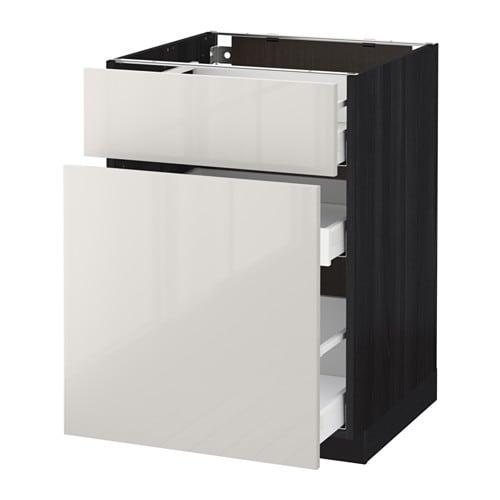 Metod maximera l ment bas rangement coul tiroir effet for Ikea rangement tiroir cuisine