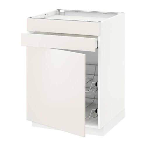 metod maximera lt bas tbl cuiss tiroir 2corb fil veddinge blanc ikea. Black Bedroom Furniture Sets. Home Design Ideas
